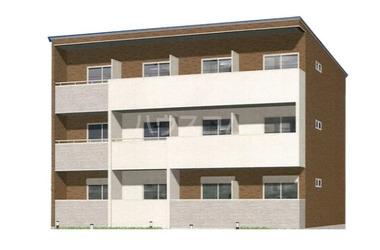 石原 徒歩9分 3階 1K 賃貸アパート