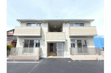 サンモール G 2階 2LDK 賃貸アパート