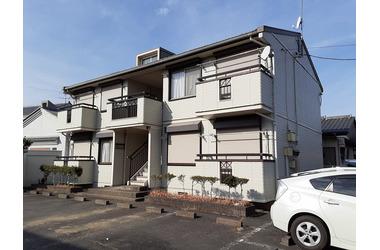 シティハイムサニーA 1階 2DK 賃貸アパート