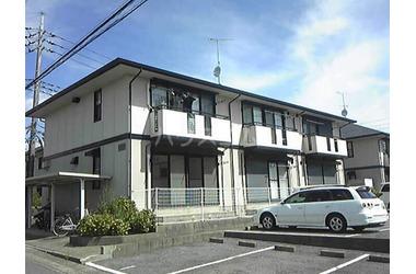 グローネ飯倉台 C 2階 2DK 賃貸アパート