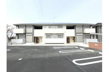 野州山辺 徒歩10分 1階 1LDK 賃貸アパート