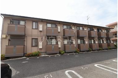 セジュール富士見 2階 1K 賃貸アパート