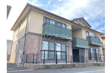 メゾン リベルテ C/D/E 2階 2DK 賃貸アパート