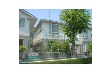 京王永山 バス33分 停歩3分 2階 3DK 賃貸アパート