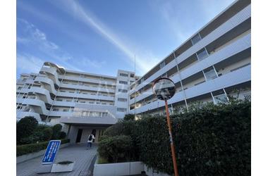 目黒本町マンション 3階 2SLDK 賃貸マンション