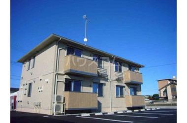ラ・カンパーニュB 2階 2LDK 賃貸アパート