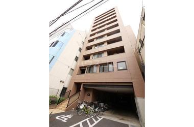上野 徒歩11分 12階 2LDK 賃貸マンション