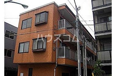 北府中 徒歩12分 2階 3DK 賃貸マンション
