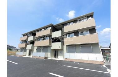 リオ グラシア B 3階 2LDK 賃貸アパート