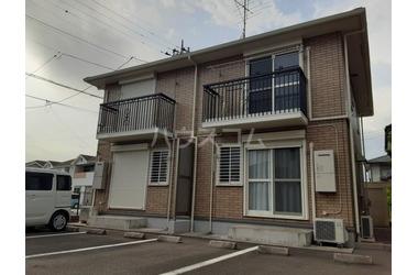 エスポワール 1-2階 3LDK 賃貸アパート