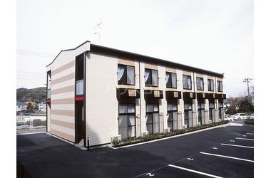 レオパレスMORIⅡ 2階 1K 賃貸アパート