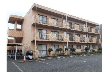 アベニールB 3階 3DK 賃貸マンション