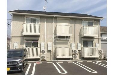 アマービレ マユミ II 2階 1K 賃貸アパート