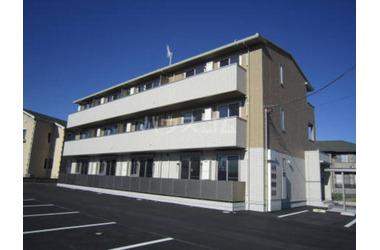 ハピネス 1階 1LDK 賃貸アパート