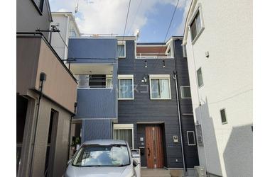 井田杉山町貸家 1-3階 2SLDK 賃貸一戸建て