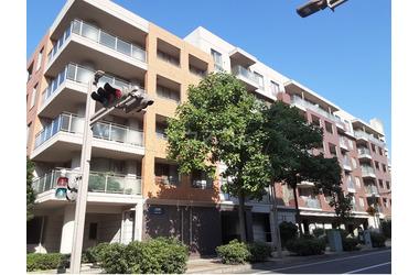 パティオス8番街 3階 3LDK 賃貸マンション