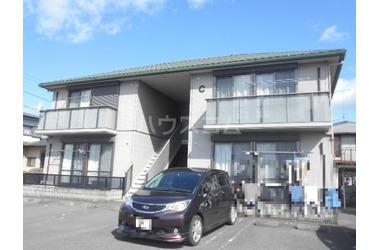 ルミエールC 1階 2LDK 賃貸アパート