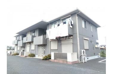 フィルモア・K 1階 2LDK 賃貸アパート