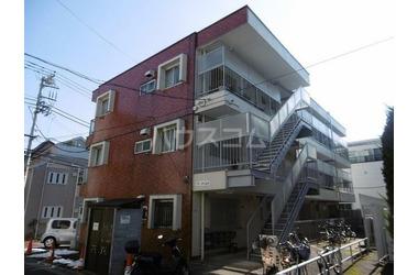 サニーハイムA 3階 2DK 賃貸マンション