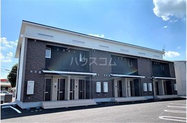 ハーベストパレス Ⅲ 1-2階 1R 賃貸アパート