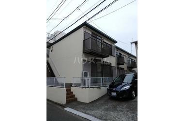 コーポ新子安 2階 2DK 賃貸アパート