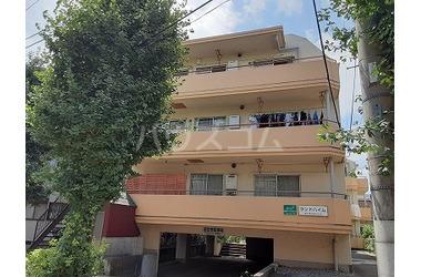 ランドハイム 4階 2LDK 賃貸マンション