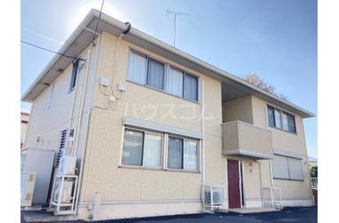 ベルグ II A 2階 3LDK 賃貸アパート