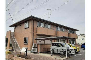 成島 徒歩36分 2階 1LDK 賃貸アパート
