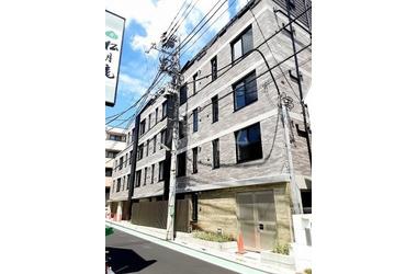 ラ・ぺルラ池尻大橋Ⅱ 1階 1LDK 賃貸マンション