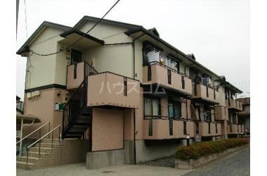 南平 徒歩16分 2階 2DK 賃貸アパート