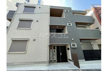 京成曳舟 徒歩12分 3階 1LDK 賃貸アパート