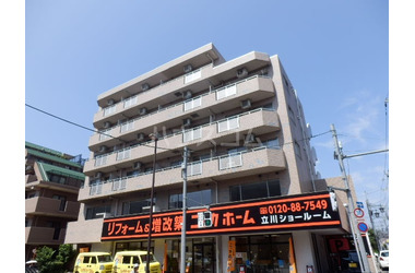 ルート立川 3階 2DK 賃貸マンション