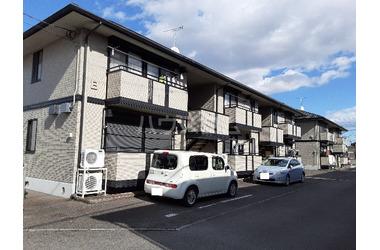 江曽島 徒歩53分 2階 2LDK 賃貸アパート