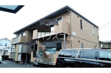 サン・プレイスH.F Ⅱ 2階 2LDK 賃貸アパート