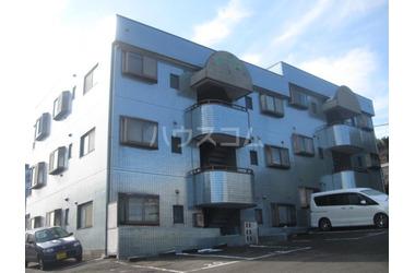 グリーンヒルⅡ 3階 3DK 賃貸マンション
