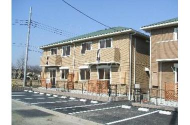 リビングタウン平柳 B 2階 1LDK 賃貸アパート