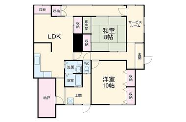 堤アパート 1階 2R 賃貸アパート
