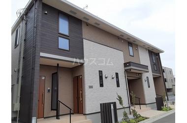 竹ノ塚 徒歩15分 2階 1LDK 賃貸アパート