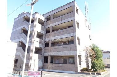 鴻巣 徒歩7分 3階 2DK 賃貸マンション