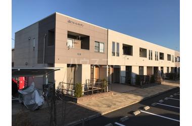 フルート・ガーデン 1階 1LDK 賃貸アパート