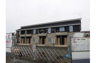 メゾン ドゥ シャトゥー 2階 2LDK 賃貸アパート