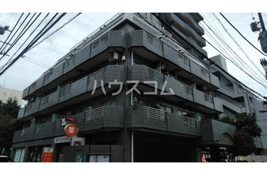 亀戸水神 徒歩13分 4階 1LDK 賃貸マンション