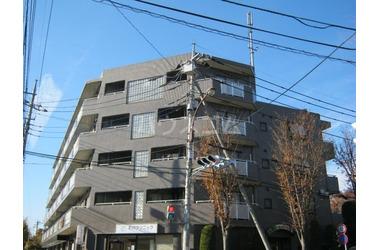 新小金井 徒歩7分 4階 2DK 賃貸マンション