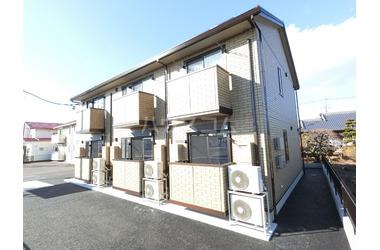 セジュールHIRO B 1階 1K 賃貸アパート