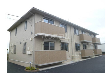 ロザージュ B 1階 2DK 賃貸アパート