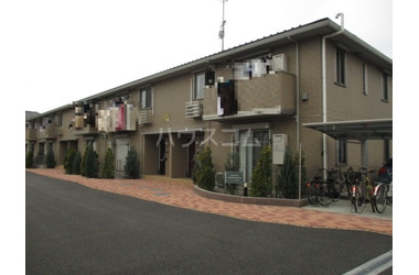 サンシャイン道野辺中央B 1階 1LDK 賃貸アパート