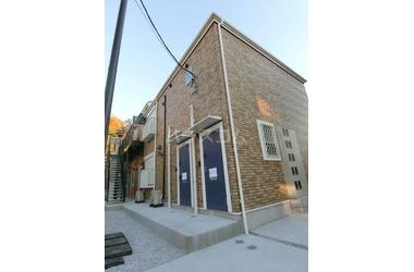 ハーミットクラブハウス横浜弘明寺ⅡA棟 1階 1LDK 賃貸アパート