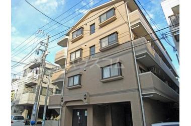 アムール鶴見 1階 2LDK 賃貸マンション