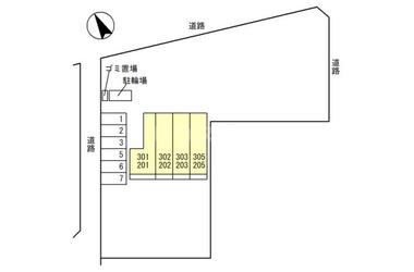 (仮)D-room東大宮 2階 1LDK 賃貸アパート