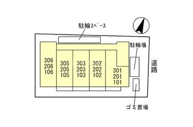 (仮)D-room西大宮PJ北棟 3階 1LDK 賃貸アパート